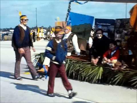 1977 Merritt Island Christmas Parade