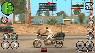 GTA San Andreas rumbo al 100% (25/38)