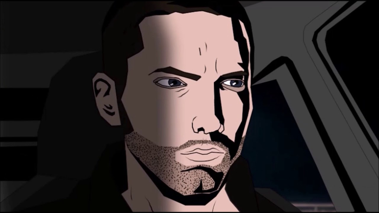 25+ Eminem Wallpapers Cartoon
