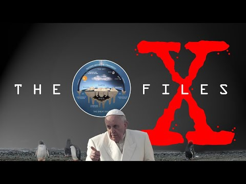 Strange Days - A Pope, a Patriarch, an artifact and a Flat Earth X File?