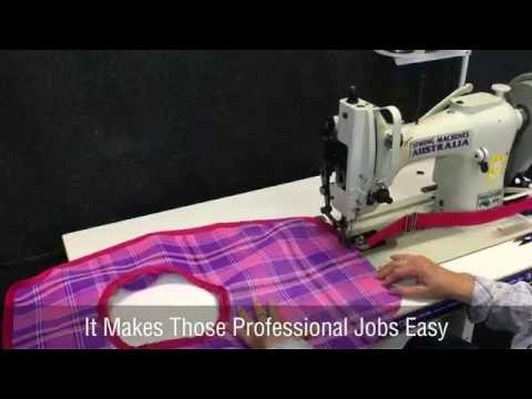 SMA K6 Number One Sewing Machine for the Equine Industry by Sewing Machines Australia (SMA)