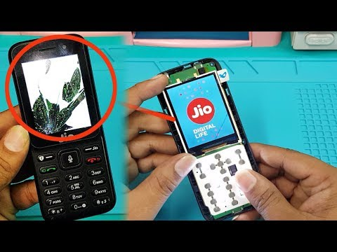 jio-keypad-mobile-lcd-screen-replacement-||