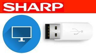 SHARP Tv won't recognise USB flash drive - FIX