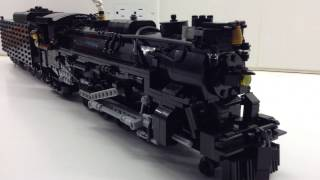 Lego Pere Marquette 1225 & other  Engine upgrades
