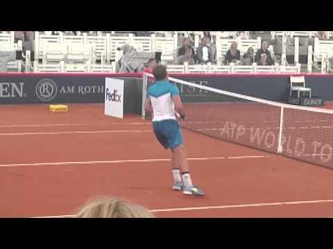 Masur gegen Daniel bet at home Tennis Hamburg