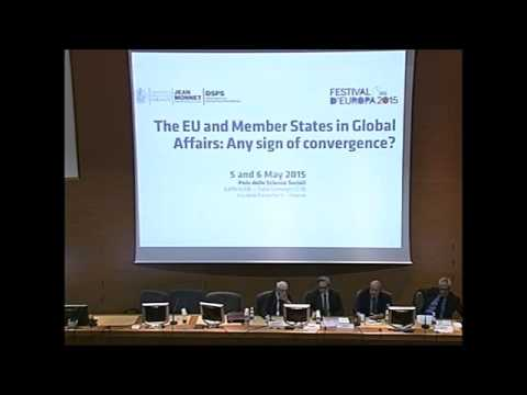 The EU and Member States in Global Affairs - International Crises part 2