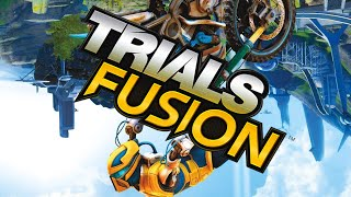 Gewonnen DURCH BUG???  🎮 Trials Fusion #124