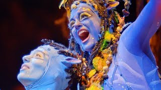 TORUK Music Video - Luminous Reunion | Cirque du Soleil Touring Show