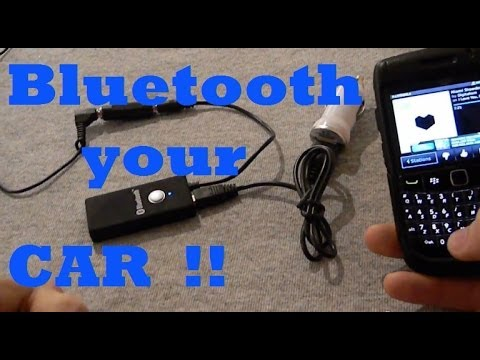diy how to connect mobile cell phone to car stereo by. Black Bedroom Furniture Sets. Home Design Ideas