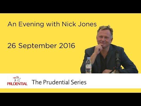 An Evening with Nick Jones