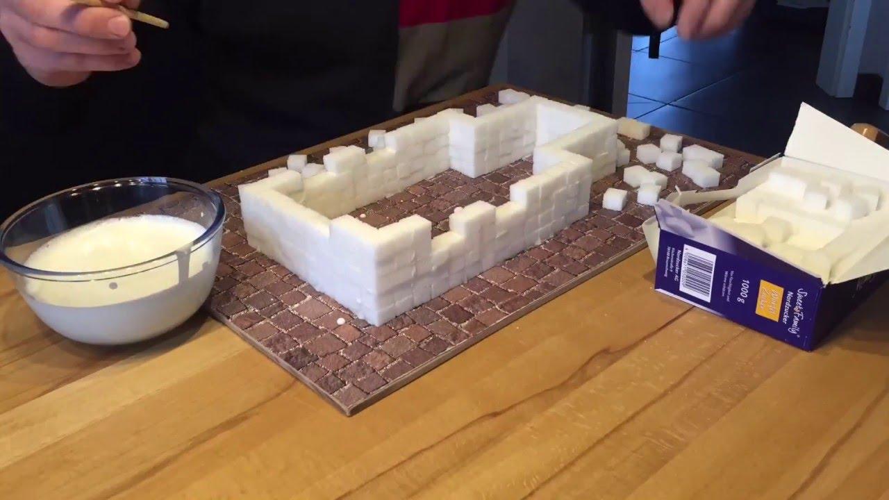 Zucker kirche w rfelzucker geschenk hochzeitsgeschenk for Selbstgemachte hochzeitsgeschenke