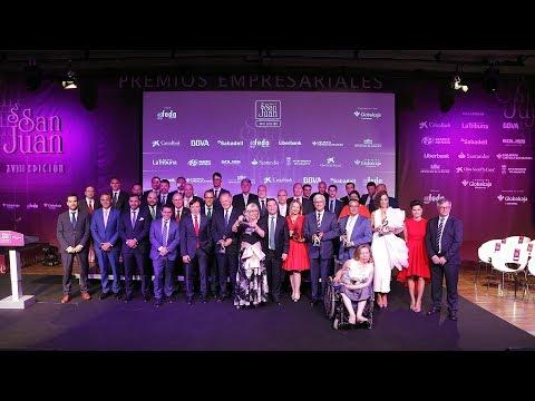 Gala de Entrega Premios Empresariales San Juan'2017 - XVIII Edición