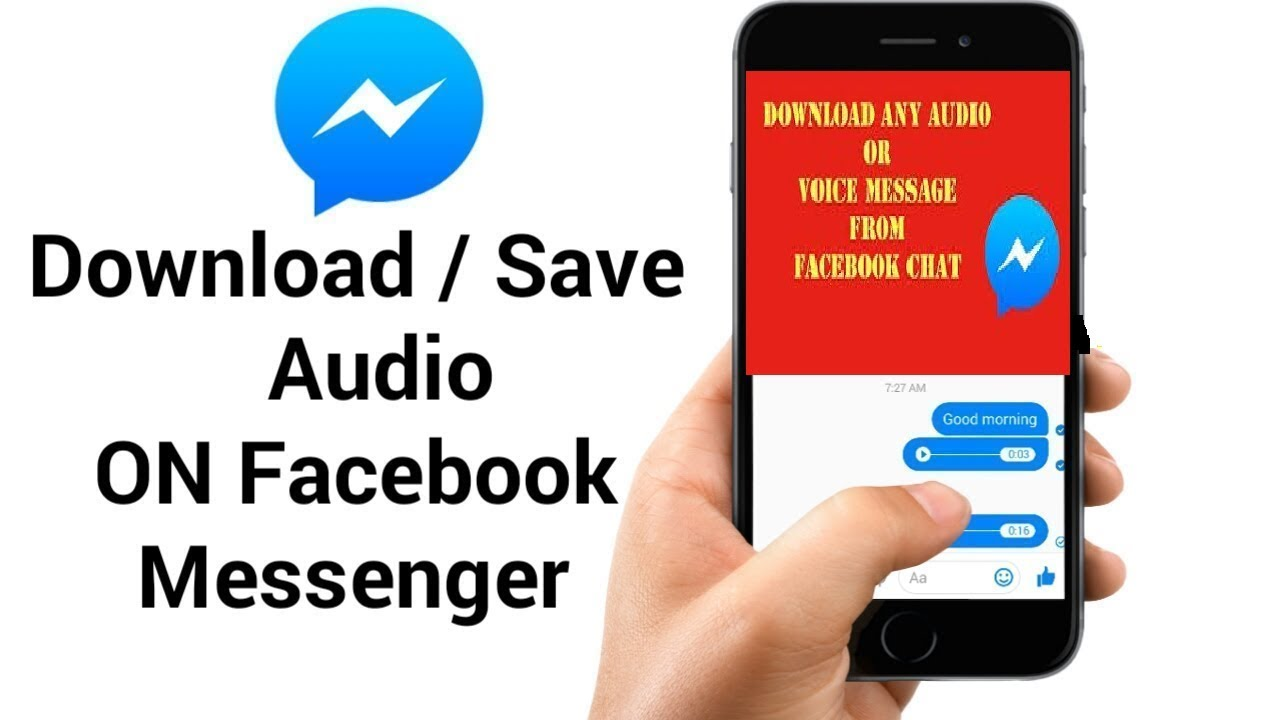 download messenger for pc 2018