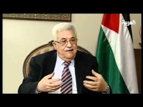 Mayssoun Azzam Interviewing Mahmoud Abbas