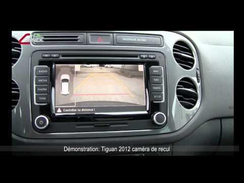 aspect esthétique magasiner pour les plus récents styles classiques Tiguan 2012 camera de recul avec assitant aux stationnements MG Connex