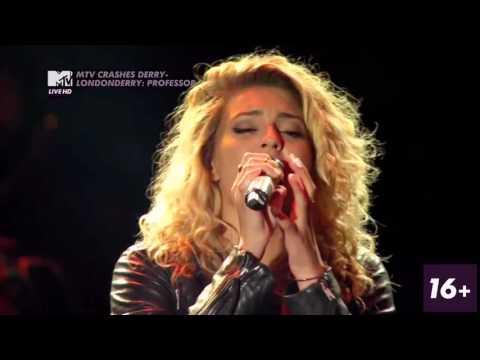 Tori Kelly & Professor Green -  Lullaby (LIVE @ MTV CRASHES)