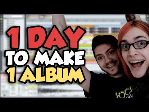 Album in a day challenge!   Boyinaband + Must Die