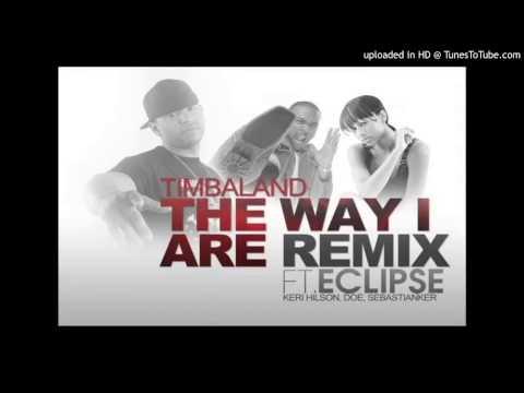 Timbaland ft Keri Hilson, DOE, Sebastian - The Way I Are  [Instrumentals ]