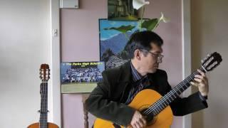 Dang Thao - Judea: Danza Oriental by Luis Maravilla (1914-2000) Guitar Solo