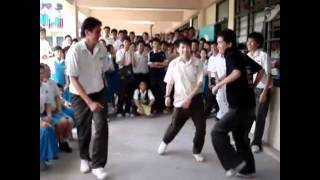 Only in Malaysia-High School Street Dance !