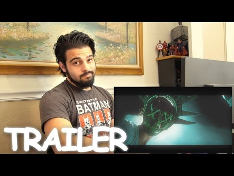 The Purge: Election Year - Official Trailer 2 Reaction/Review
