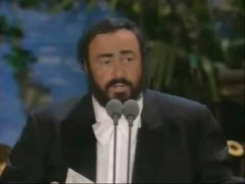 Luciano Pavarotti -Ave Maria-de Schubert