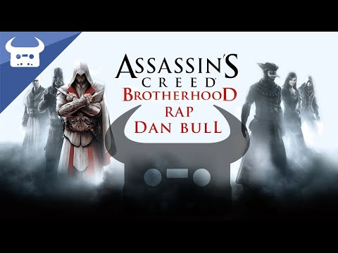 ASSASSIN'S CREED BROTHERHOOD RAP | Dan Bull