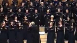 Rachmaninov - vespers (Blagosloven esi Gospodi)