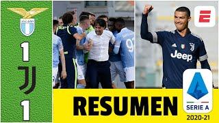 Lazio 1-1 Juventus. Cristiano Ronaldo marca de nuevo pero Caicedo empata en el agregado | Serie A