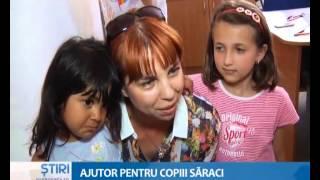 Ajutor pentru copiii săraci din Urlați -  Prahova TV