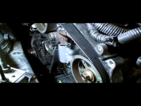 Toyota Timing Belt Replacment Youtube