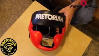 Видеообзор на шлем боксерский Pretorian