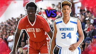 One of MOOCHIE MOBCITY's most viewed videos: Shaquille O'neal son VS Manute Bols son!!! Shareef O'neal vs Bol Bol
