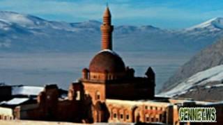 Ezan - 'Akşam Ezanı' 'Segah Makamı Ezan' FULL HD - Ishak Pasha Palace - cennet.ws