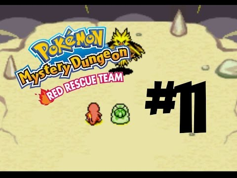 Pokémon Mystery Dungeon: Red Rescue Team | Episode 11 | Emptying the Job List