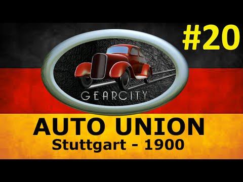 GearCity - Auto Union - Mais Investimentos na Subsidiária! ep 20