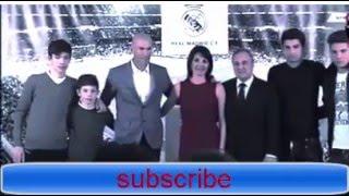 زين الدين زيدان مدرب ريال مدريد الجديد شاهد المؤتمر الصحفي real madrid 2016
