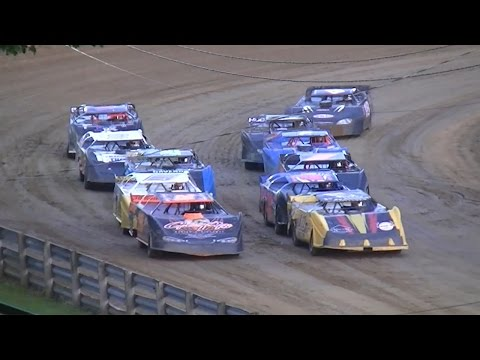 360 Late Model Feature | Little Valley Speedway | 6-10-16