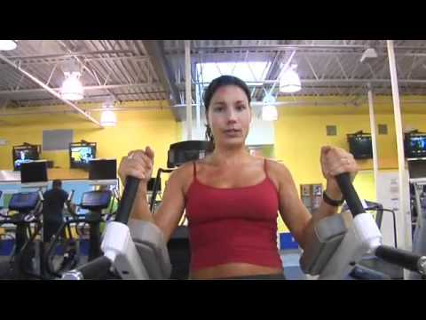 captains chair gym machine where to buy covers in jhb how get rid of belly fat workout youtube