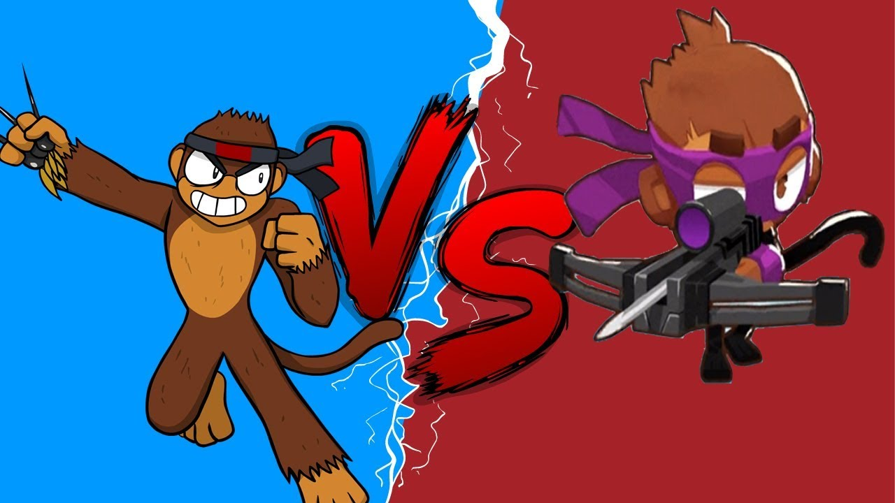 BTD Science - Crossbow VS Triple Darts!