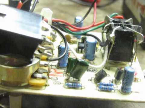 Troubleshooting a Proco Rat 2 Guitar Distortion pedal. Possible ...