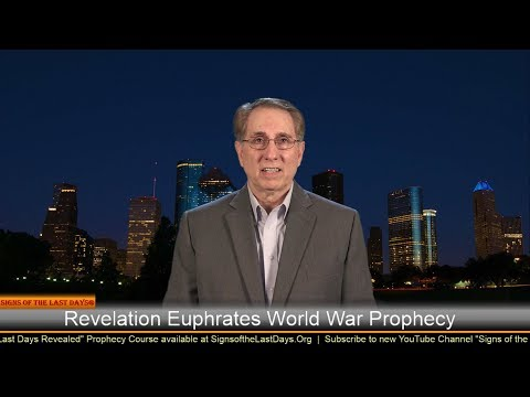 Prophecy Signs in Syria at Euphrates for Revelation Global War