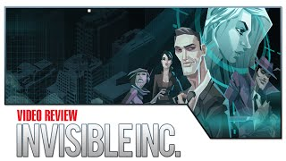 Invisible Inc. Video Review