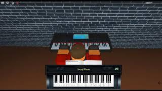 Mario Medley - Mario by: Koji Kondo on a ROBLOX piano.