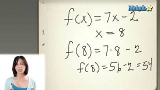 Linear Functions thumbnail