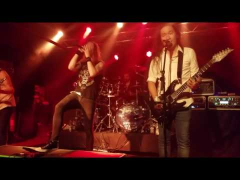 Dragonforce - Through the Fire and Flames @ Brighton music hall