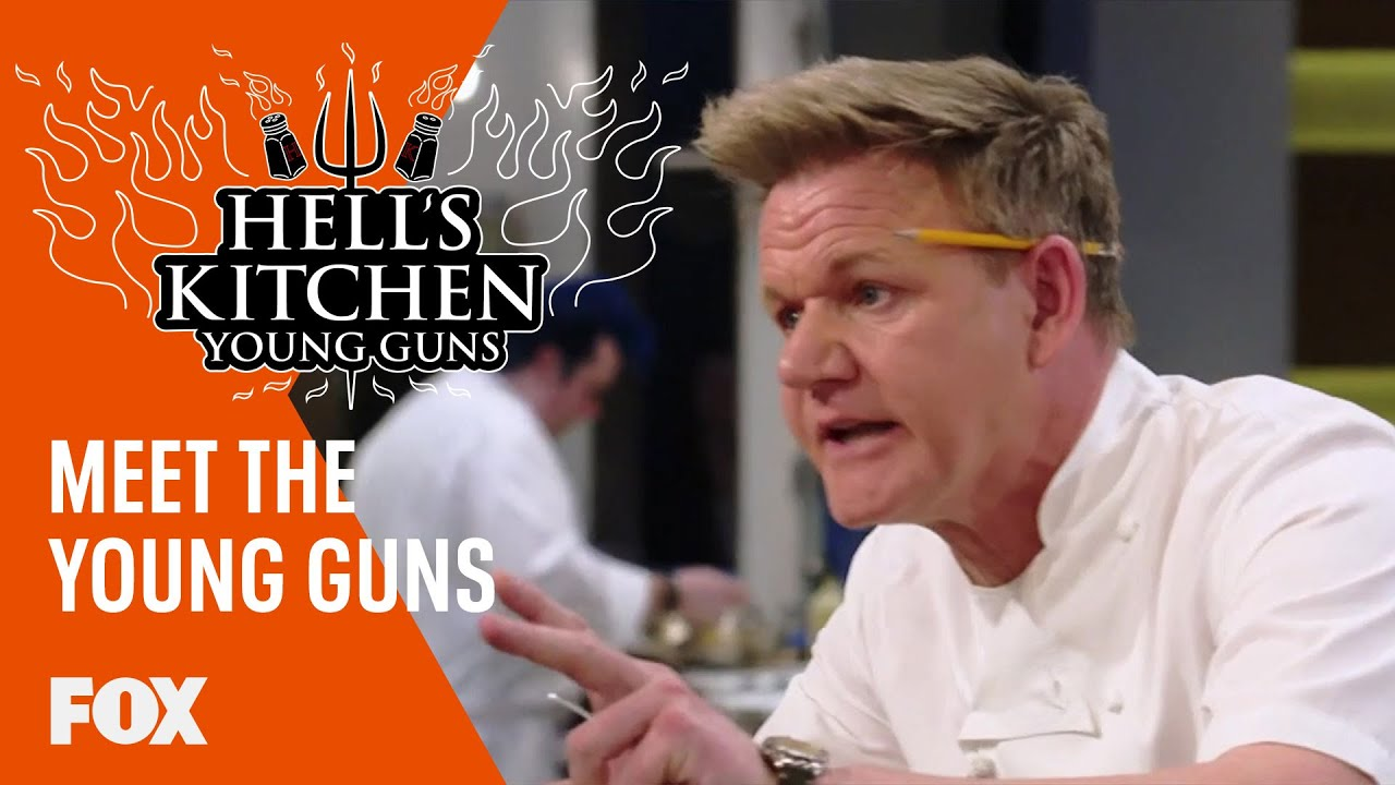 Hell's Kitchen Season 20 Preview: Young Guns Face First Dinner ...