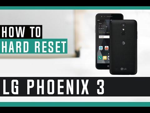 How To Hard Reset LG Phoenix 3 M150 AT&T - Swopsmart