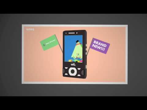 Sony Ericsson W995 tutorial