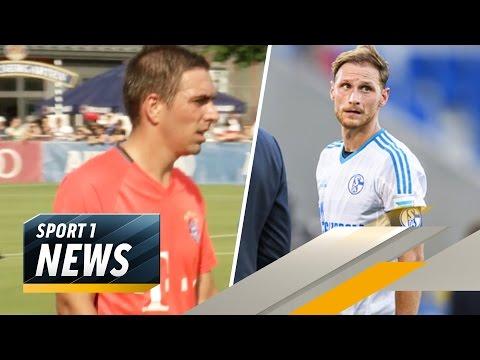 Kahn warnt Lahm, Höwedes zur Lage auf Schalke | SPORT1- Der Tag